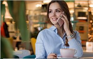 tech has enhanced communcation